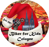 Logo Biker For Kids